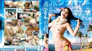 フラガールは女子校生!? ダンスで鍛えた腰振りでイキまくるJKがマン汁大量潮吹き!! 桜咲姫莉 YMDD-104