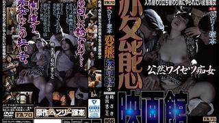 ヘンリー塚本原作 変態映画館 公然ワイセツ痴女 HQIS-046