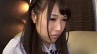 日本の女子高生は汚いセックスを楽しんでいます - もっとElitejavhd.comで
