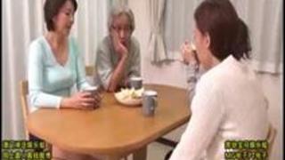 姑の卑猥過ぎる巨乳を狙う娘婿 円�...