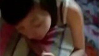 アジア人の日本人ティーンアマチュアセックス