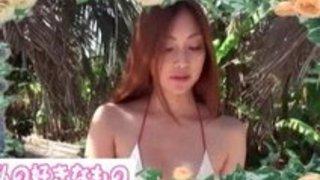 【xvideos】辰巳奈都子ビキニがよく似合うスレンダラスな美女の好きなものインタビューとビキニでセクシーショットのイメージビデオ
