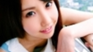 【宇佐美まい】めちゃカワアイドル美人娘が乳首責め手ヌキ抜き