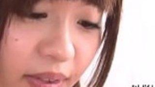 欲望の若いアマチュア日本の赤ちゃんは、Webカメラで素晴らしいぶっかけ
