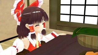 【東方MMD】クリスマス企画! 2011【ボイスドラマ】